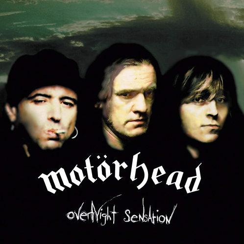 Motorhead - Overnight Sensation LP
