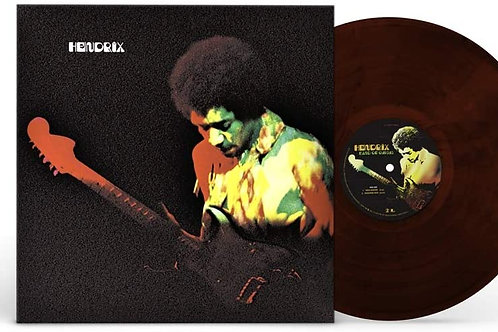 Jimi Hendrix - Band Of Gypsys: 50th Anniversary LP Released 05/06/20