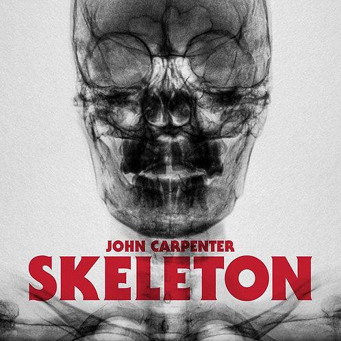 """John Carpenter - Skeleton 12"""""""