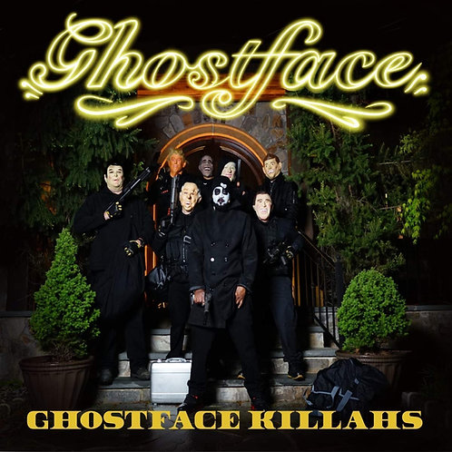 Ghostface Killah - Ghostface Killahs LP Released 27/09/19