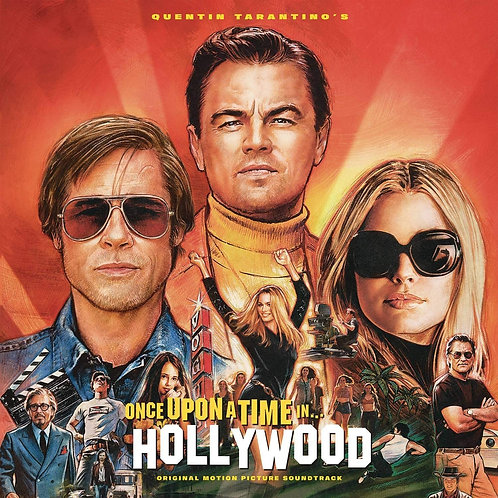 Various - Once Upon A Time In Hollywood Original Soundtrack LP Released 25/10/19