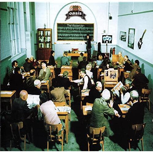 Oasis - The Masterplan LP
