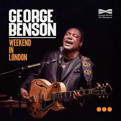 George Benson - Weekend In London LP Released 13/11/20