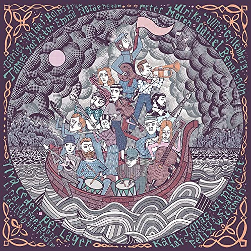 James Yorkston And The Second Hand Orchestra - The Wide, Wide River LP