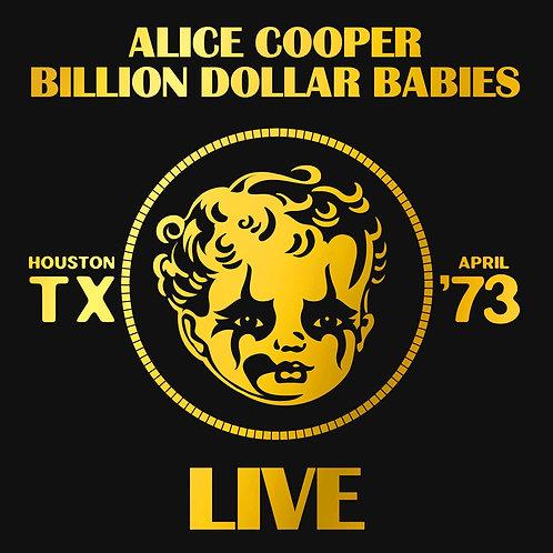 Alice Cooper - Billion Dollar Babies Live LP Black Friday 2019