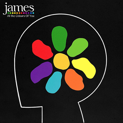 James - All The Colours Of You CD Released 04/06/21