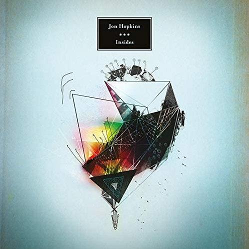 Jon Hopkins - Insides LP Released 18/12/20