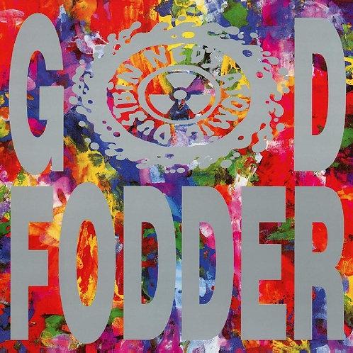 Ned's Atomic Dustbin - God Fodder LP Released 13/09/19