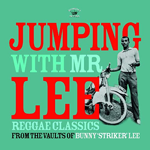 Various - Jumping With Mr. Lee LP Released 26/07/19
