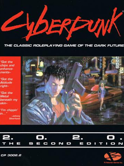 Cyberpunk 2020: Core Rule Book