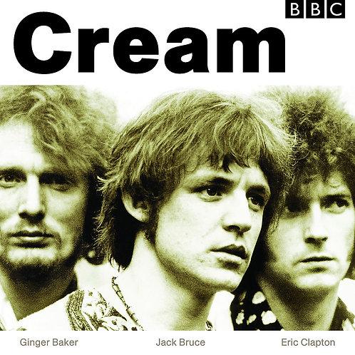 Cream - BBC Sessions LP Released 22/11/19