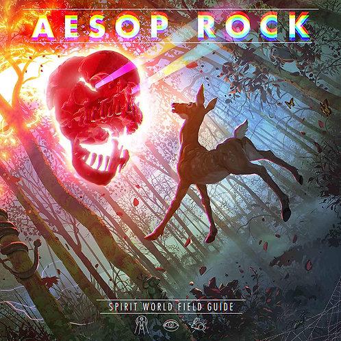 Aesop Rock - Spirit World Field Guide LP Released 13/11/20