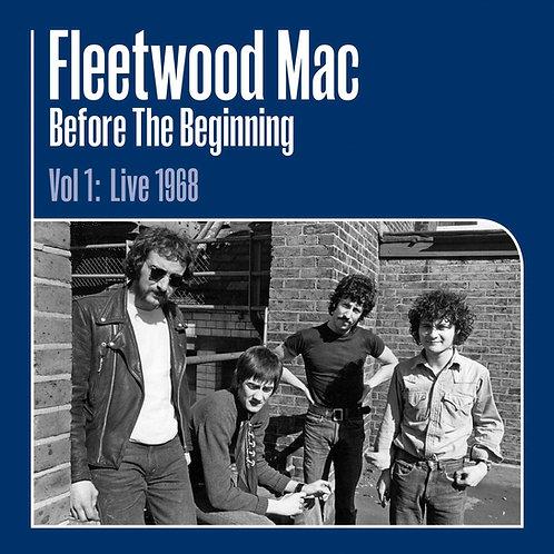 Fleetwood Mac - Before The Beginning Volume 1: Live 1968 LP Released 15/11/19