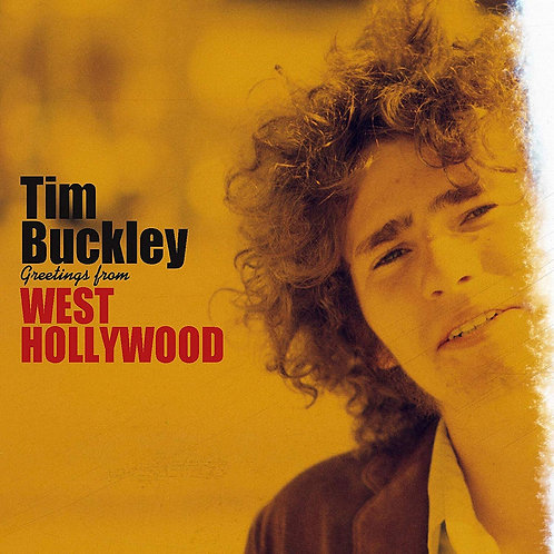 Tim Buckley - Greetings From West Hollywood LP Released 04/10/19