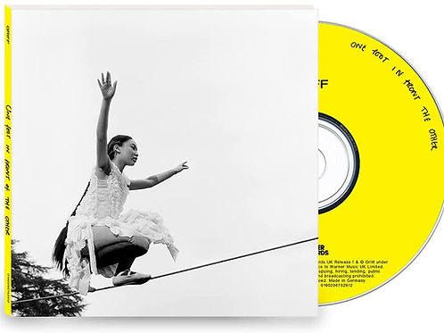 Griff - One Foot In Front Of The Other CD Released 18/06/21
