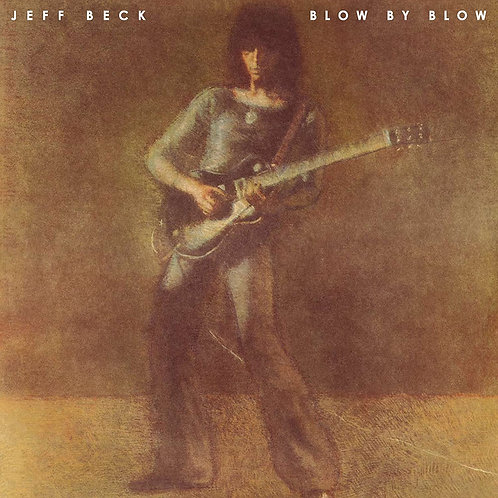 Jeff Beck - Blow By Blow LP Released 25/09/20