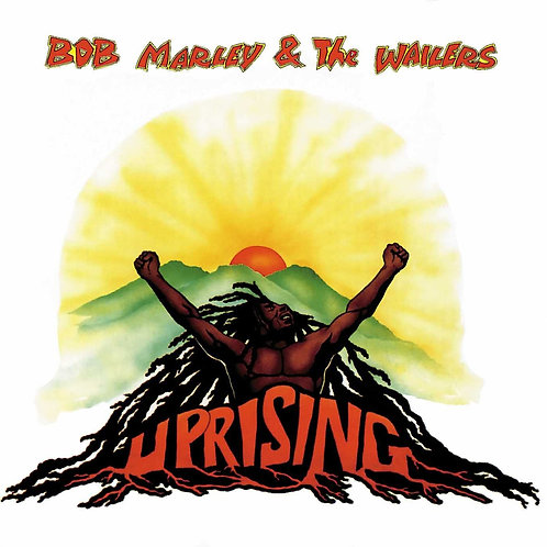 Bob Marley & The Wailers - Uprising LP