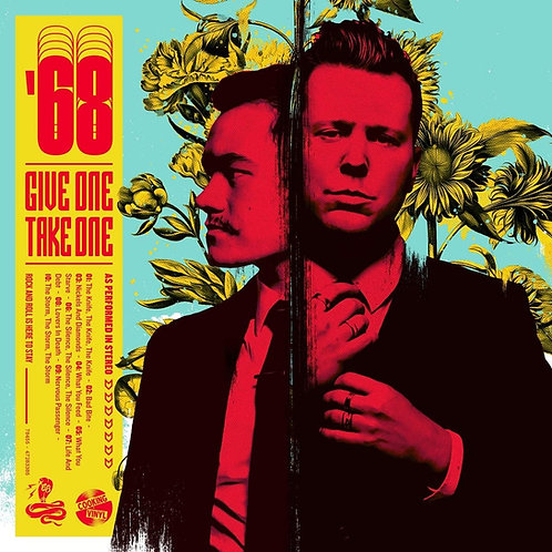 '68 - Give One Take One LP Released 26/03/21