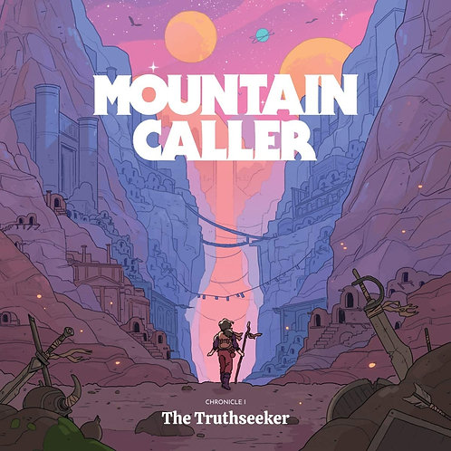 Mountain Caller - Chronicle I: The Truthseeker CD Released 06/11/20