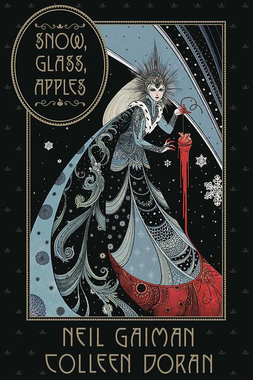 Snow Glass Apples [HC]