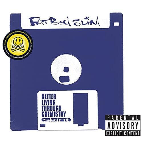 Fatboy Slim - Better Living Through Chemistry - 20th Anniversary Yellow Vinyl LP