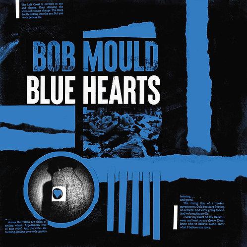 Bob Mould - Blue Hearts CD Released 25/09/20