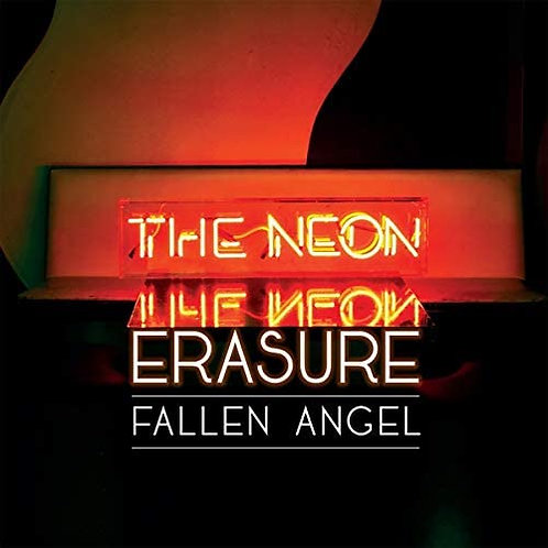 "Erasure - Fallen Angel 12"" Released 04/12/20"