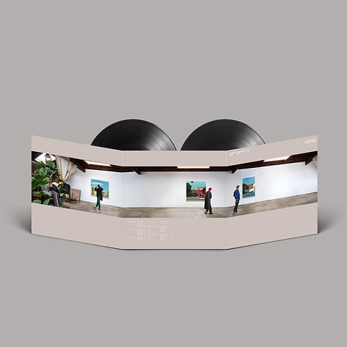 Dirty Projectors - 5EPs LP Released 20/11/20