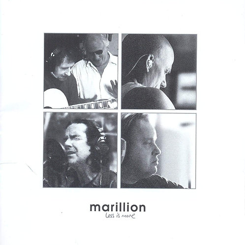 Marillion - Less Is More LP Released 06/03/20