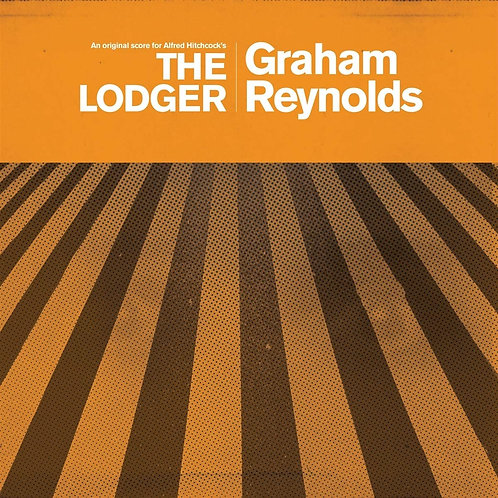 Graham Reynolds - The Lodger LP Released 02/10/20