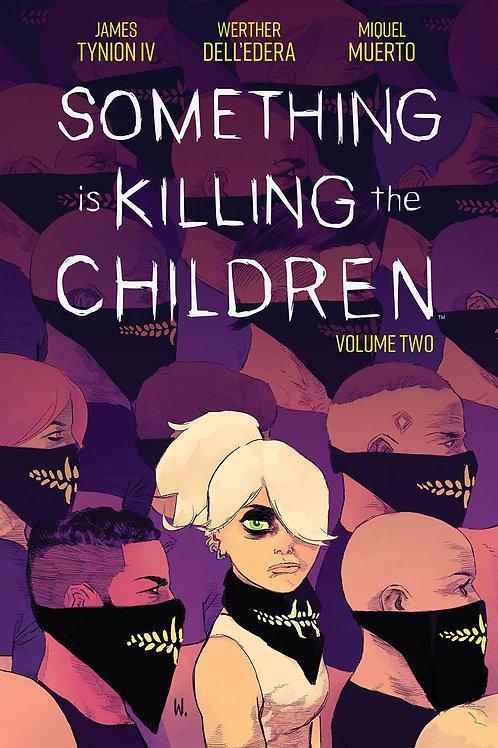 SOMETHING KILLING CHILDREN TP VOL 2