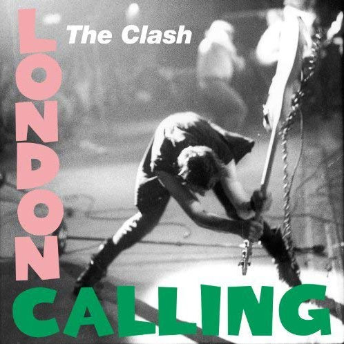 The Clash - London Calling CD Released 11/10/19