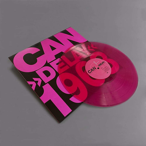 Can - Delay 1968 - Pink Vinyl LP Released 30/04/21