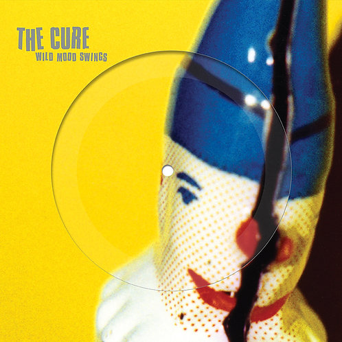 The Cure - Wild Mood Swings - Picture Disc Double LP