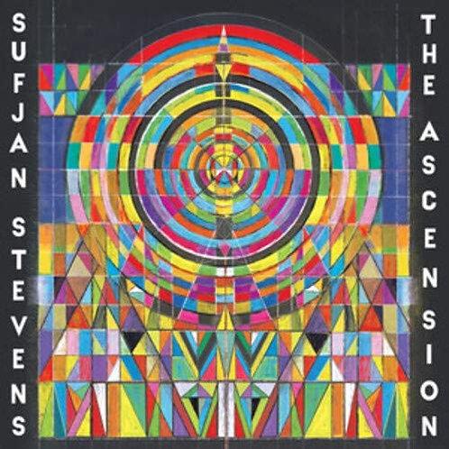 Sufjan Stevens - The Ascension LP Released 02/10/20