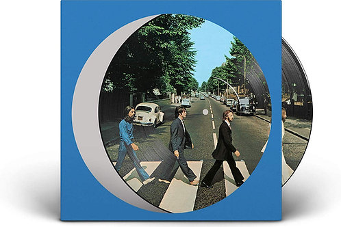 The Beatles - Abbey Road 50th Anniversary Edition Picture Disc Released 27/09/19