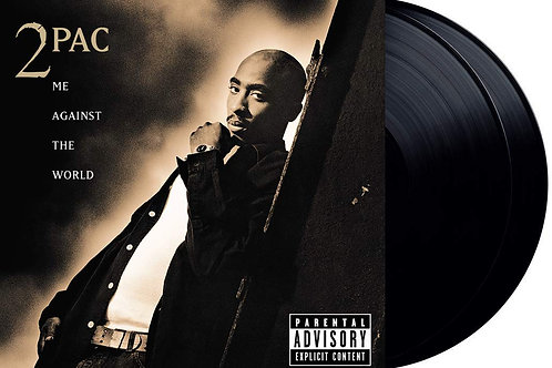2Pac - Me Against The World LP Released 06/03/20