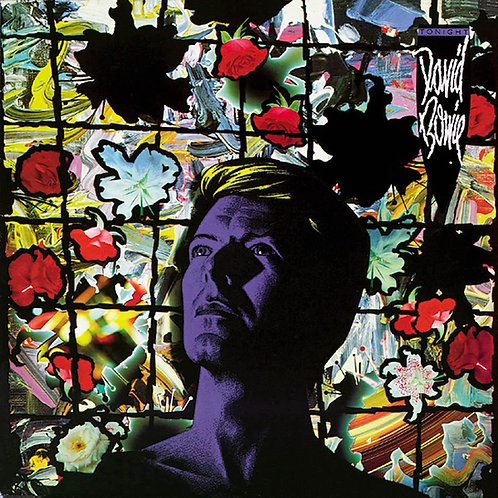 David Bowie - Tonight LP