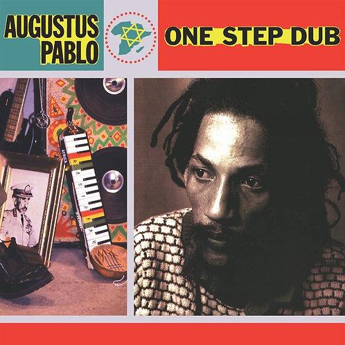 Augustus Pablo - One Step Dub LP Released 31/07/20
