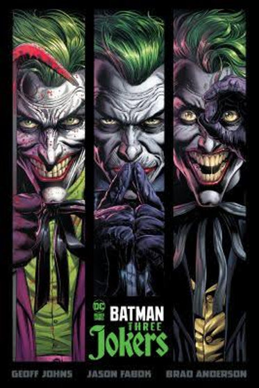 BATMAN THREE JOKER HC