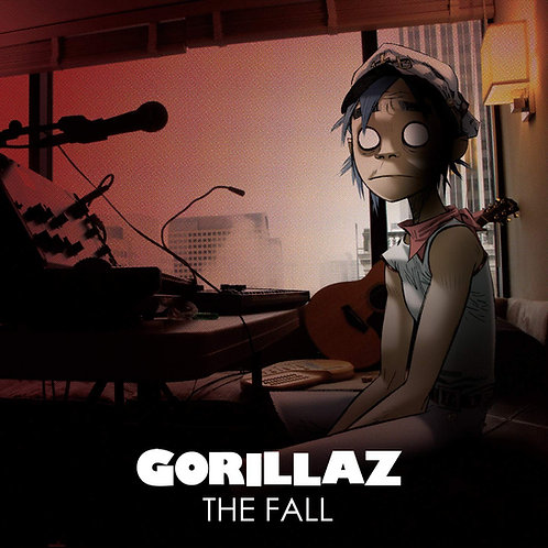 Gorillaz - The Fall LP Released 12/07/19