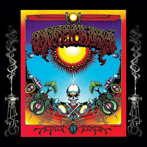 Grateful Dead - Aoxomoxoa 50th Anniversary Picture Disc Released 07/06/19