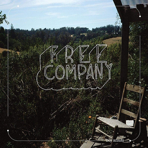 Boy Scouts - Free Company LP Released 30/08/19