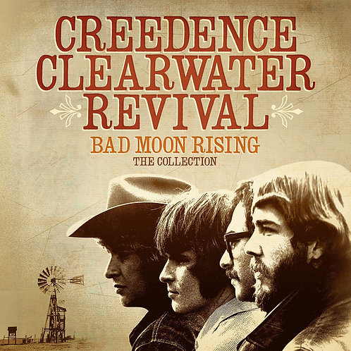 Creedence Clearwater Revival - Bad Moon Rising: The Collection LP 27/09/19