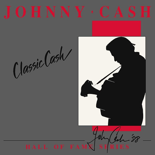 Johnny Cash - Classic Cash: Hall Of Fame Series LP Released 26/06/20