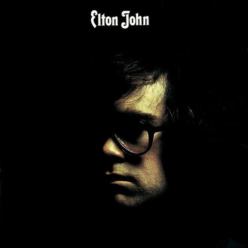 Elton John - Elton John - 50th Anniversary Edition LP Released 30/10/20