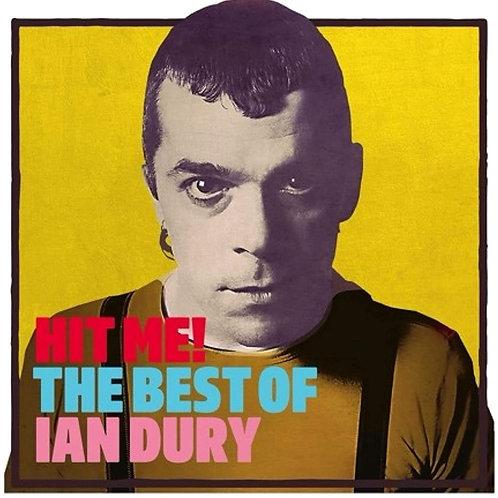 Ian Dury - Hit Me! - The Best Of Ian Dury LP Released 16/10/20