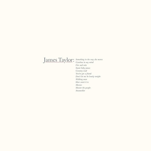 James Taylor - Greatest Hits LP
