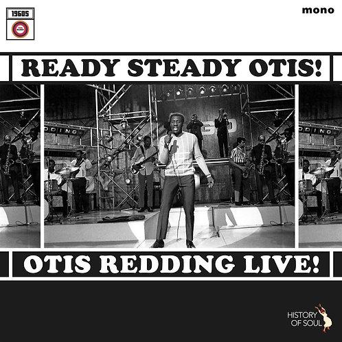 Otis Redding - Ready Steady Otis! LP Released 02/08/19