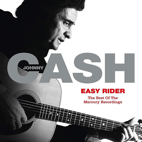 Johnny Cash - Easy Rider: The Best Of The Mercury Recordings LP Released 26/06